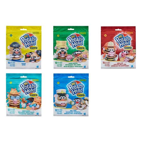 Mr. Potato Head Chips - Assorted
