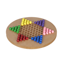 Play Pop Chinese Checker Strategy Game