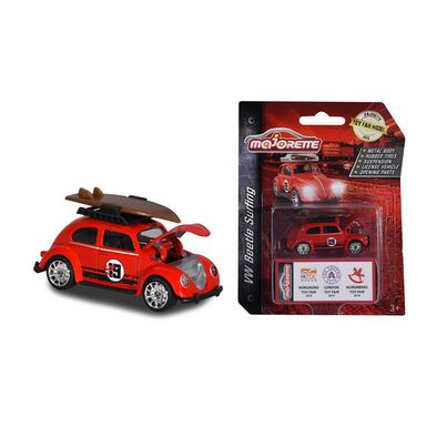 Majorette Vw Beetle Surfling Toy Fair 2019