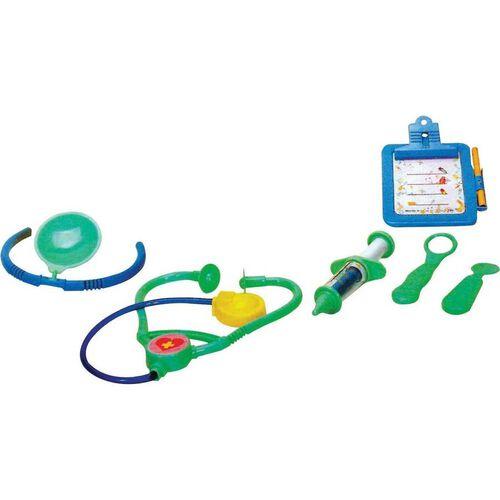 BRU Pre-School Doctor Carry Case Playset