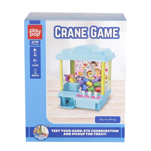 Play Pop Crane Game Action Game