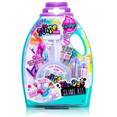 So Slime Tie Dye Slime Kit 1 Pack