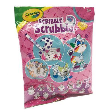 Crayola Scribble Scrubbie Pets - Assorted