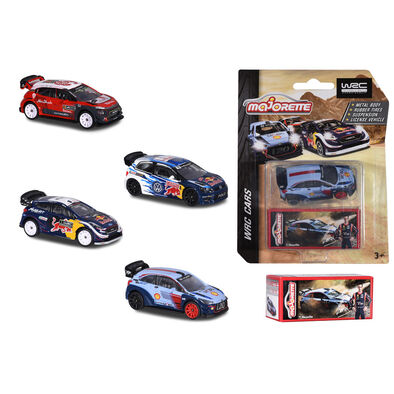 Majorette Wrc - Assorted