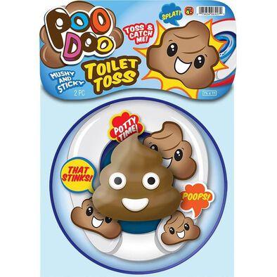 Ja-Ru Poo Doo Toilet Toss