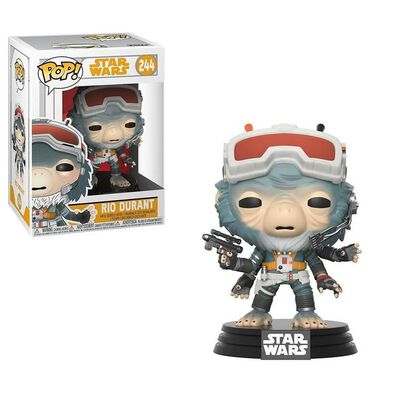 Pop! Star Wars 244 Rio Durant