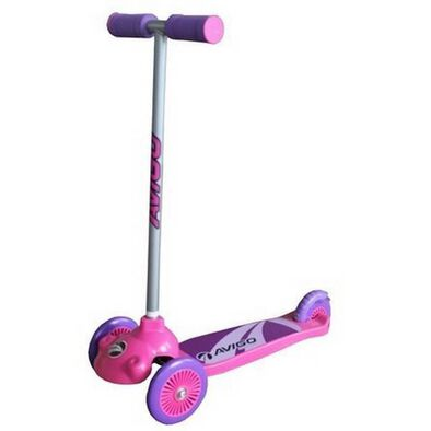 Avigo Twist Scooter Purple-Pink