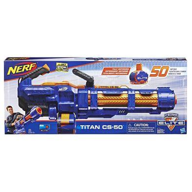 NERF N-Strike Elite Titan CS-50