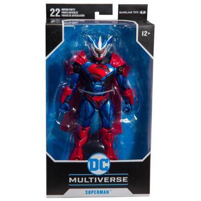 DC Comics 7 Inch Multiverse Superman Armored