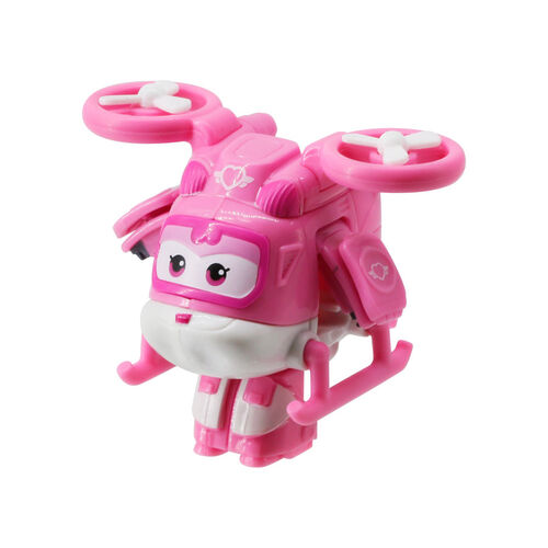 Super Wings Transform-A-Bots Supercharged Dizzy