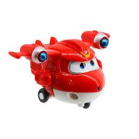 Super Wings Transform-A-Bots Supercharged Jett