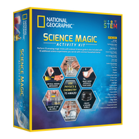 National Geographic Science Magic Activity Kit