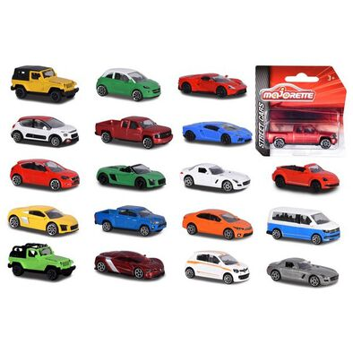 Majorette Street Cars Wave 5 - Assorted