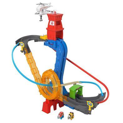 Thomas & Friends Minis Motorized Rescue Stunt Set