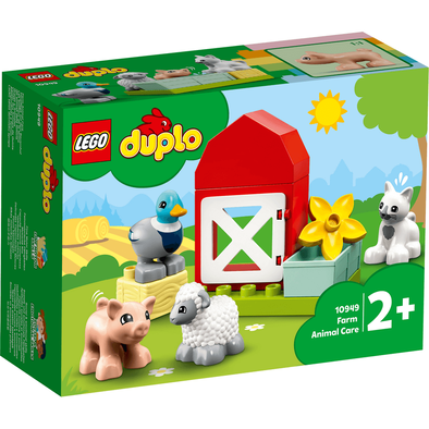 LEGO Duplo Town Farm Animal Care 10949