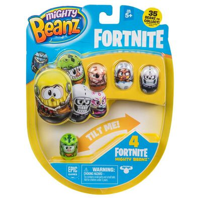 Mighty Beanz Fortnite 4 Pieces Pack