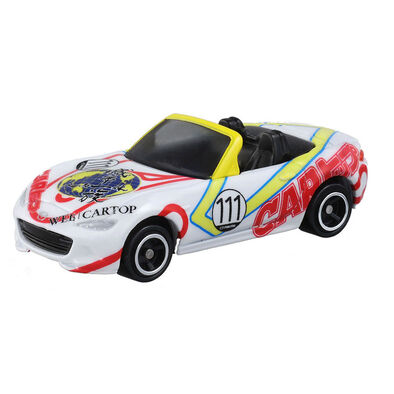 Tomica Mazda Endurance Race Cartop Roadster