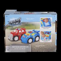 Speed City Junior Tap N Go City Racer Blue