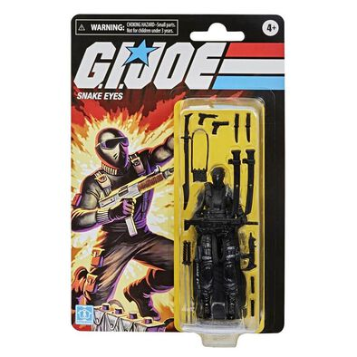 "G.I. Joe Retro Collection 3.75""  Figures - Assorted"