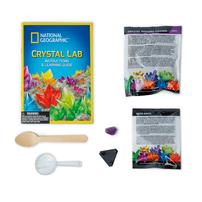 National Geographic Crystal Grow Purple