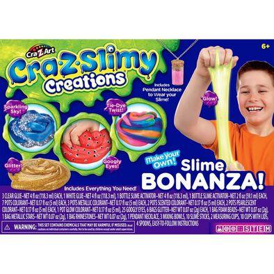 Cra-Z-Art Cra-Z-Slimy Slime Bonanza