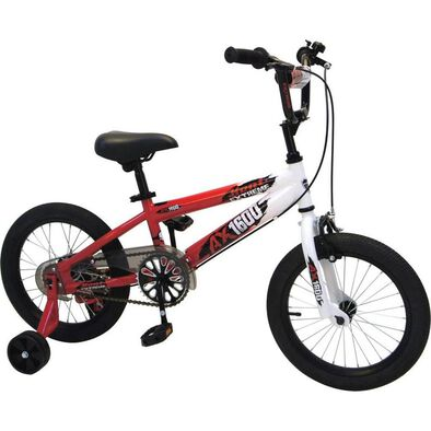 "Kent 16"" Boys Extreme Red Bike"