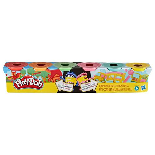 Play-Doh Split And Share Pack - Assorted
