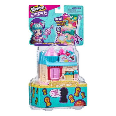 Shopkins Lil Secrets Playset Sprinkle