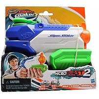 NERF Super Soaker Microburst 2 Blaster