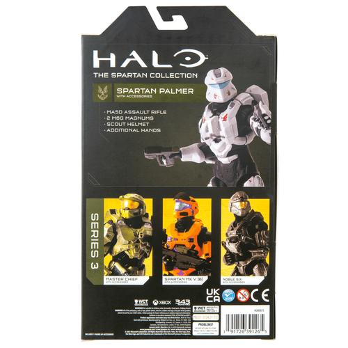 Halo The Spartan Collection 6.5 Inch Spartan Palmer