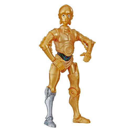 Star Wars Episode 9 – The Rise of Skywalker Galaxy of Adventures Figure - Assorted