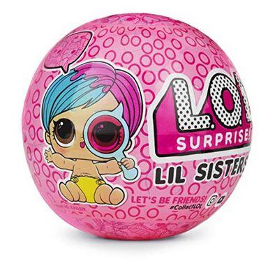 L.O.L. Surprise Series Eye Spy Lil Sisters Doll