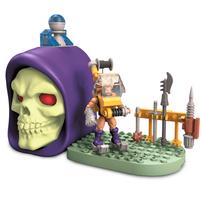 Masters Of The Universe Mega Construx Skeletor Skull - Assorted