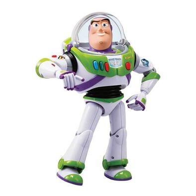 Toy Story Life Size Talking Figure Buzz Lightyear