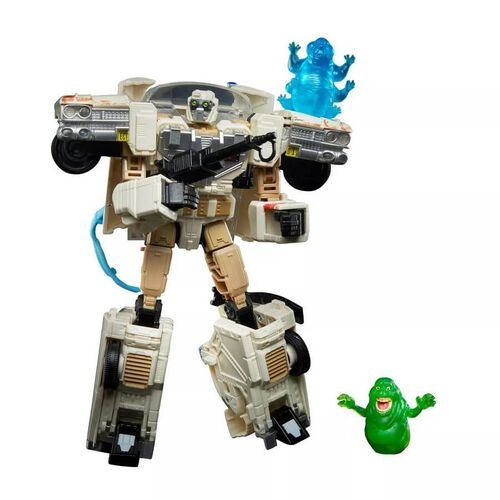 Ghostbusters Transformers Ecto-1