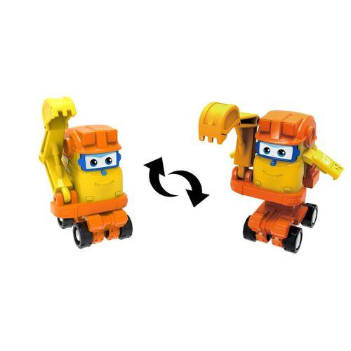 Super Wings Transform-A-Bots Build-It Scoop