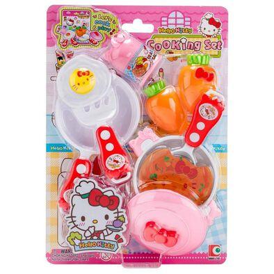 Hello Kitty Cooking Set