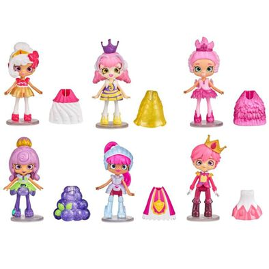 Shopkins Happy Places Royal Trends Single Doll Pack - Assorted