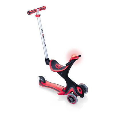 Globber Evo Comfort Play Red Scooter