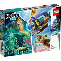 LEGO Hidden Side J.B.'s Submarine 70433