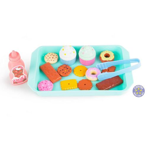 J'adore Mon Chez Moi Bake & Serve Sweet Treats Set
