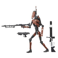 Star Wars The Black Series Gaming Greats Heavy Battle Droid Toy Figure