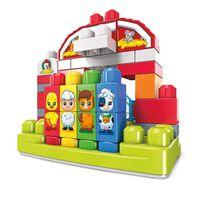 Mega Bloks First Builders Musical Farm