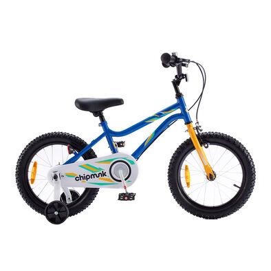 Chipmunk Mk Racer Sport Bike 16 Inch Blue