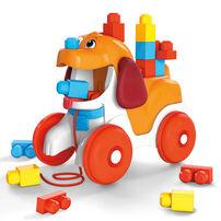 Mega Bloks  Pull-Along Puppy