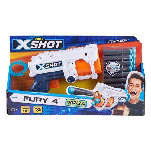 X-Shot Fury 4