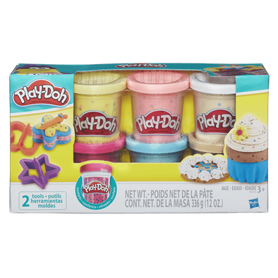 Play-Doh Confetti Compound Collection - Assorted