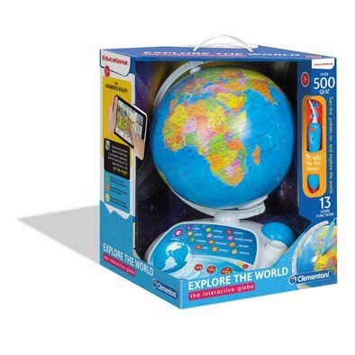 Clementoni Explore The World The Interactive Globe