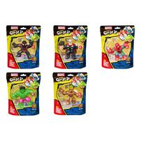 Goo Jit Zu Marvel S3 Hero Pack - Assorted