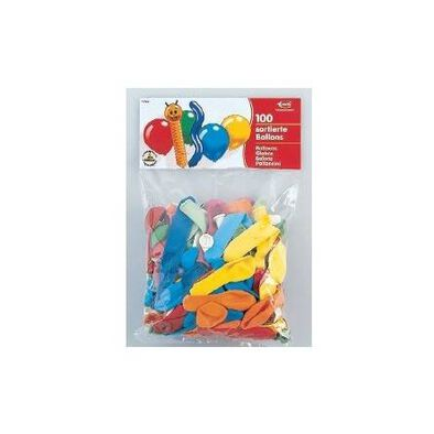 Everts 50 Pieces Pack Balloons and Figures Set